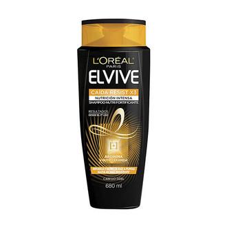 L'Oréal Paris - Caída Resist Nutrición Shampoo
