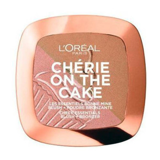 L'Oréal Paris - Chérie On The Cake - Duo Rubor y Bronceador