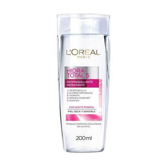 L'Oréal Paris - Hidra Total 5 - Leche Desmaquillante