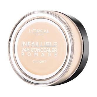 L'Oréal Paris - 24H Concealer Pomade Corrector en Crema 01 Light