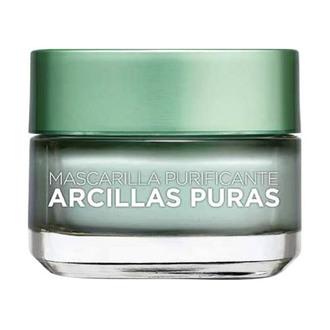 L'Oréal Paris - Mascarilla Facial Purificante Verde