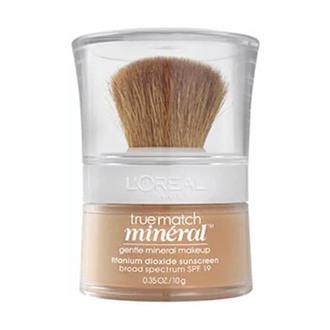 L'Oréal Paris - Minerals Base de Maquillaje en Polvo Natural Buff
