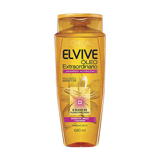 L'Oréal Paris - Óleo Extraordinario Shampoo