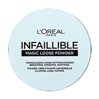 L'Oréal Paris - Prep And Set Magic Loose Powder Polvo traslúcido