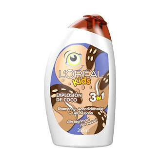 L'Oréal Paris - Shampoo 3 en 1 Coco