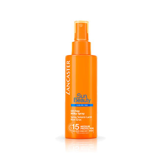 Lancaster - Leche Oil-Free en Spray SPF 15