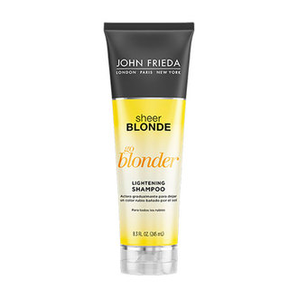 John Frieda - Controlled Lightening Shampoo