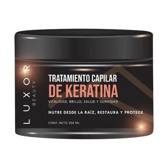 Luxor Cosmetics - Tratamiento Capilar - Keratina