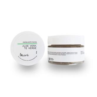 Macré - Aloe Vera Té Verde - Exfoliante Facial