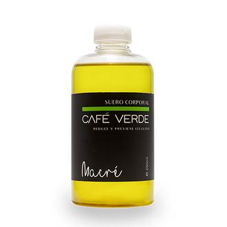 Macré - Café Verde - Suero Corporal