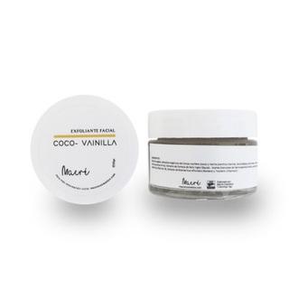 Macré - Coco Vainilla - Exfoliante Facial
