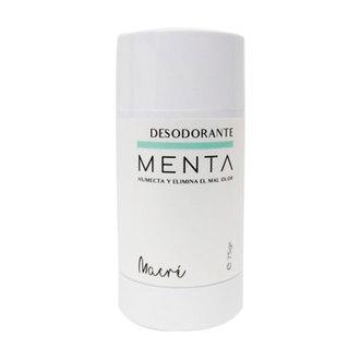Macré - Desodorante en Barra - Menta