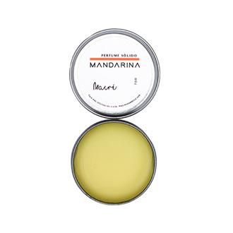 Macré - Mandarina - Perfume Sólido