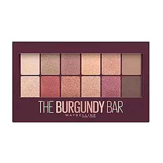 Maybelline New York - Burgundy Bar Eyeshadow Palette