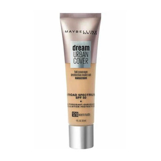 Maybelline New York - Dream Urban Cover Flawless Coverage Foundation Makeup, SPF 50