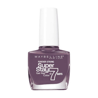 Maybelline New York - Superstay Esmalte De Uñas Efecto Gel 7 Days