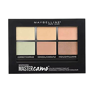 Maybelline New York - Facestudio Master Camo Color Correcting Kit