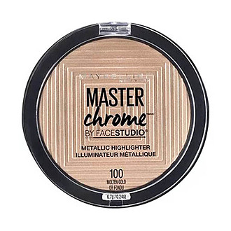 Maybelline New York - Facestudio Master Chrome Metallic Highlighter