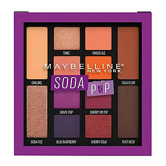 Maybelline New York - Soda Pop Palette   SODA POP PALETTE