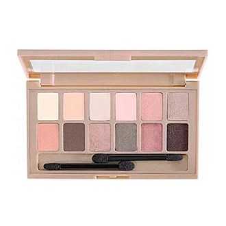 Maybelline New York - The Blushed Nudes Eye Shadow Palette