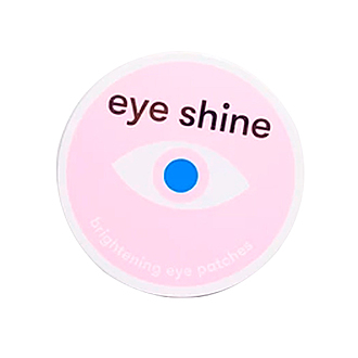 Momiji - Eye Shine Hydrogel patches 60 piezas