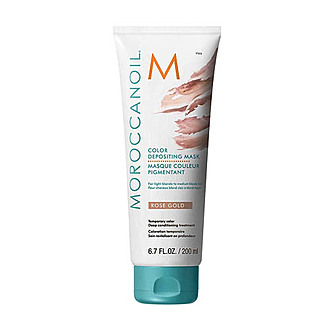 Moroccanoil - Mascarilla Para El Cabello Con Color Rose Gold