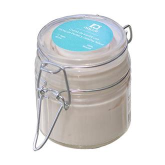 Nacuii - Crema de Karité con Polvo de Perlas Concha Nacar