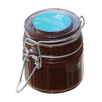 Nacuii - Exfoliante de Té Verde Polvo de Perlas y Concha Nácar