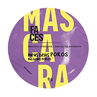 Natura - Faces - Mascarilla Exfoliante Anti-Grasitud