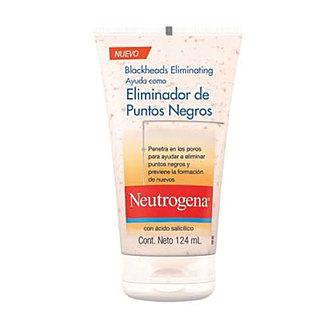 Neutrogena -  Exfoliante facial Neutrogena con ácido salicílico 124 ml