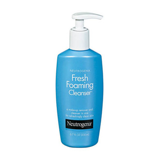 Neutrogena - Fresh Foaming Cleanser