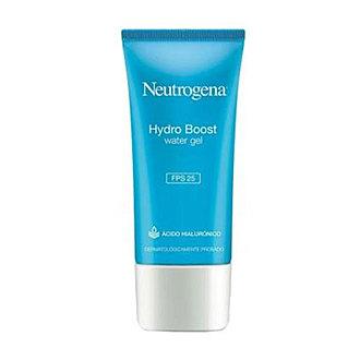 Neutrogena - Gel hidratante Neutrogena Hydro Boost facial con protección solar FPS 25