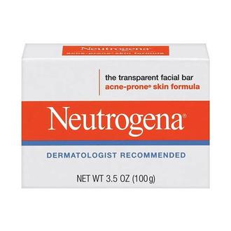 Neutrogena - Jabón Facial En Barra Para Piel Grasa