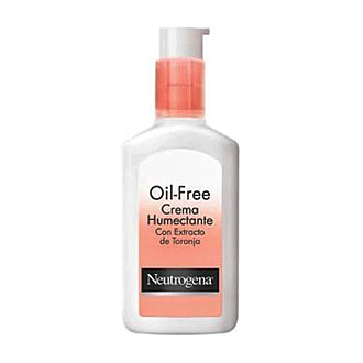 Neutrogena - Oil Free Crema Hidratante Facial Con Extracto de Toronja