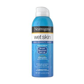 Neutrogena - Wet Skin Sunscreen Spray Broad Spectrum SPF 50