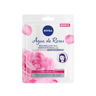 Nivea - Agua de Rosas Mascarilla Hidratante Facial