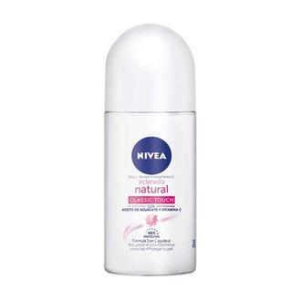 Nivea - Antitranspirante Aclarando Natural Roll On