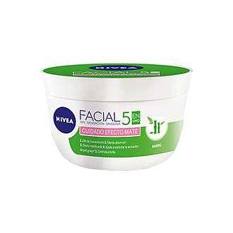 Nivea - Crema Cuidado Facial Efecto Mate 200Ml
