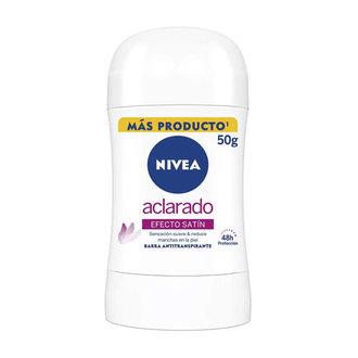 Nivea - Desodorante Antitranspirante Efecto Satin