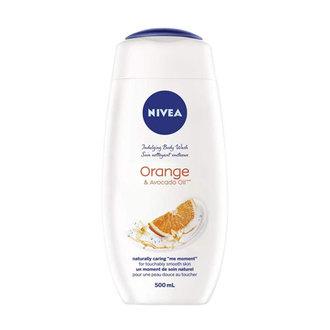 Nivea - Jabón Liquido Corporal Humectante Orange And Avocado Oil, 500ml