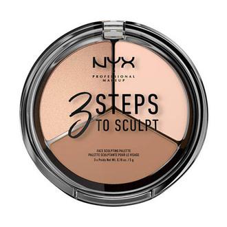 NYX - 3 Steps To Sculpt