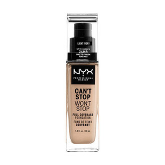 NYX - Can't Stop Won't Stop Full Coverage Foundation