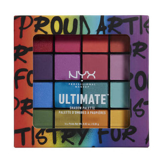 NYX - Ultimate Shadow Palette Pride Edition