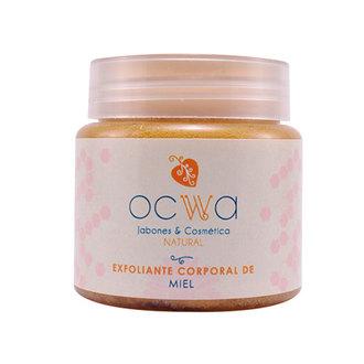 Ocwa - Exfoliante Corporal de Miel