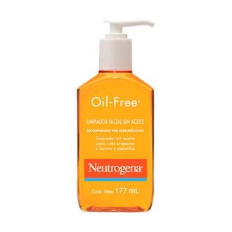 Neutrogena - Oil Free Limpiador Facial Sin Aceite