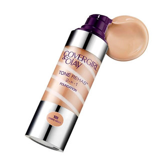 Covergirl - COVERGIRL & OLAY TONE REHAB 2 IN 1 FOUNDATION