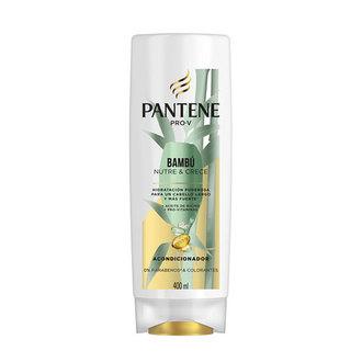 Pantene - Acondicionador Bambú Nutre & Crece
