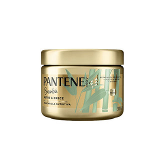 Pantene - Mascarilla Nutritiva Bambú Nutre & Crece