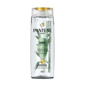 Pantene - Shampoo Control Caída Bambú Nutre & Crece