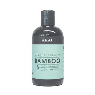 Ahal - Acondicionador Bamboo con Proteína de Arroz